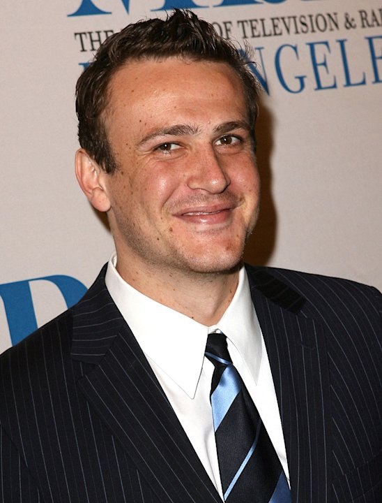 Jason Segel at the William S. Paley Television Festival.