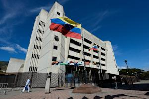 Venezuela's Supreme Court of Justice is at the …
