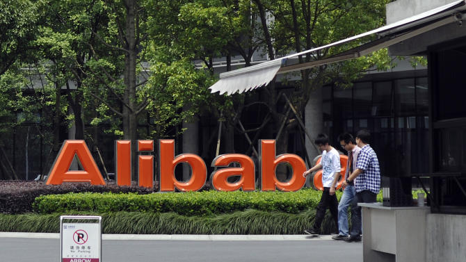 Yahoo, Softbank back Alibaba in HK IPO battle