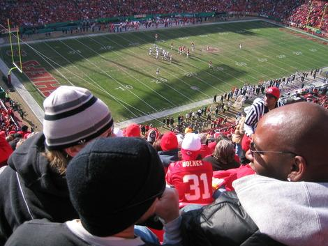 America's top 10 tailgating towns