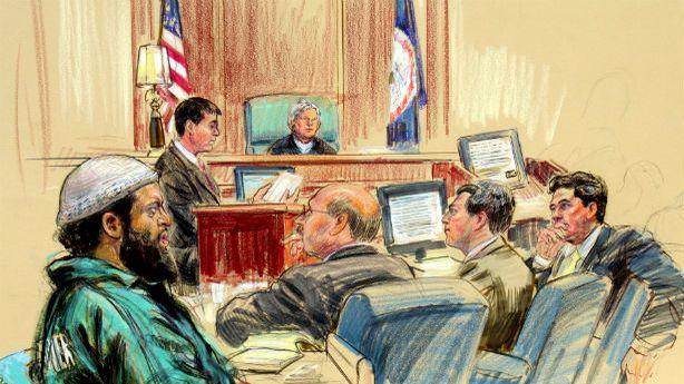Civilians Courts Are Way Better Than Military Courts at Convicting Terrorists