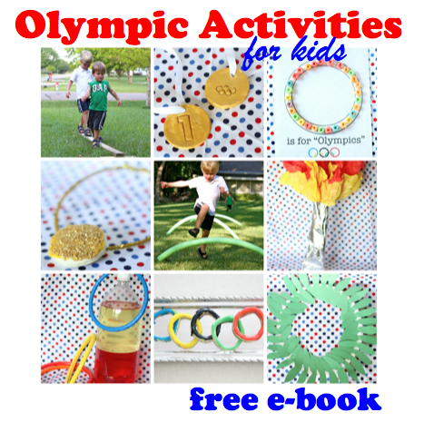 Olympic Activities eBook