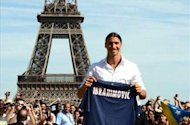 Ibrahimovic praises new team-mates: I feel a part of Paris Saint-Germain already