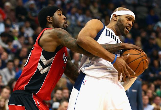 Toronto Raptors v Dallas Mavericks
