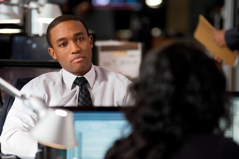"This publicity photo released by TNT shows Lee Thompson Young as Detective Barry Frost in ""All For One"" episode 407 in the TV series, ""Rizzoli & Isles."" Los Angeles police say actor Lee Thompson Young was found dead Monday morning, Aug. 19, 2013. He was 29. (AP Photo/TNT, Eddy Chen)"