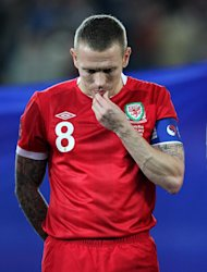 Craig Bellamy, pictured, admits the death of Gary Speed has affected his marriage