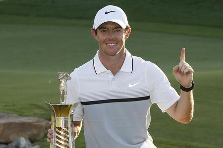 McIlroy eyes Masters after Dubai win