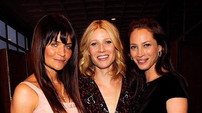 Christensen Paltrow Turlington NYFB