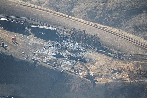 Huge Porter Ranch Gas Leak Has Finally Sort of Been Stopped