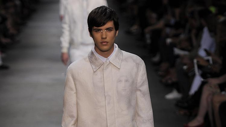 Givenchy - Mens Spring Summer 2013 Runway - Paris Menswear Fashion Week