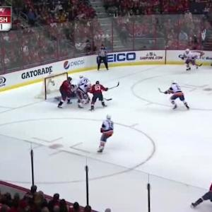 Chad Johnson Save on Nate Schmidt (16:36/1st)