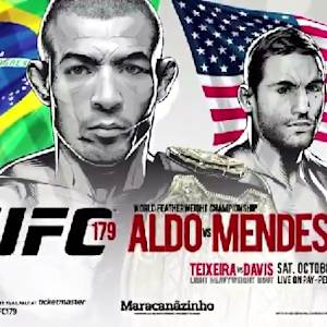 UFC 179 on Pay-Per-View Preview