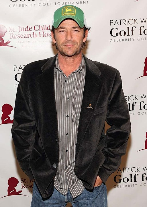 Luke Perry Celeb Golf Trny