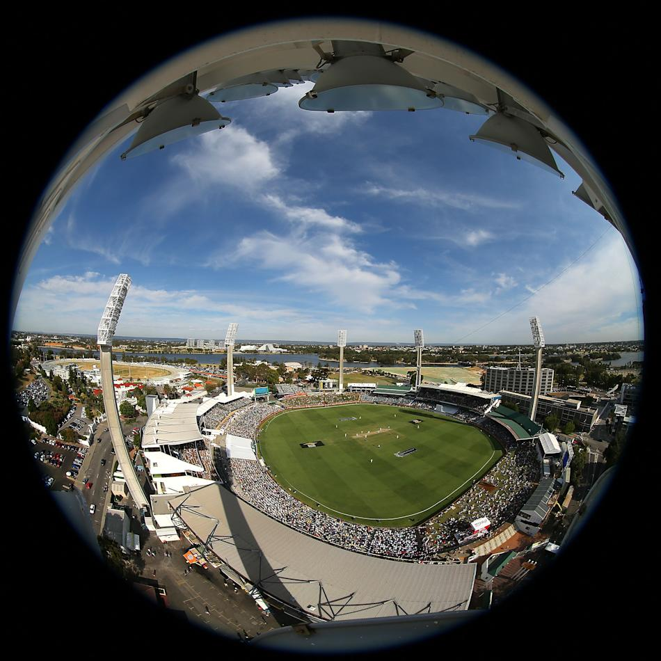 Australia v England - Third Test: Day 4