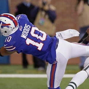 Week 12: Buffalo Bills wide receiver Robert Woods highlights