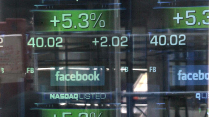 Why that flat Facebook IPO isn't so bad after all