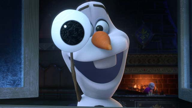 'Frozen' Theatrical Trailer 2