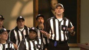 'SNL' Recap: Replacement Refs Call Murder Trial; President Obama is 75 (Video)