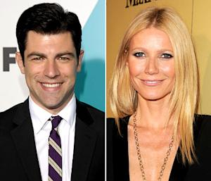 New Girl's Max Greenfield Is Gwyneth Paltrow's Virtual Pen Pal!