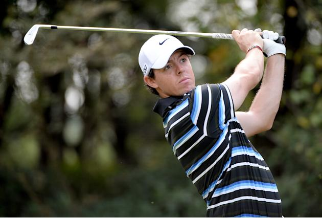 WGC - HSBC Champions: Day Two