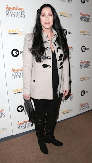 "Cher attends the premiere of ""American Masters: Inventing David Geffen"" on November 13, 2012 -- Getty Images"