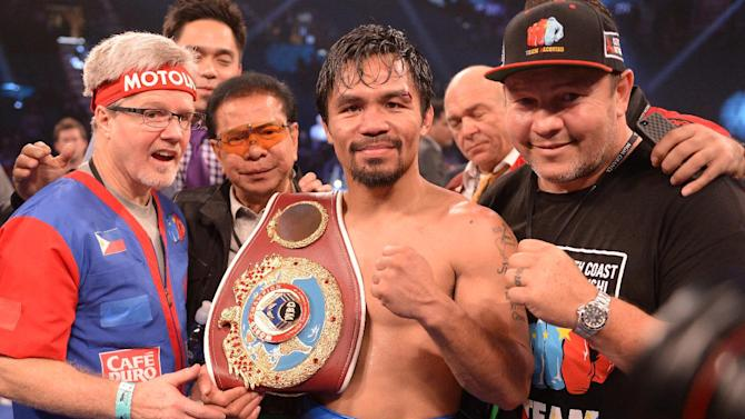 Boxing - Pacquiao wins round in bruising Philippines tax fight
