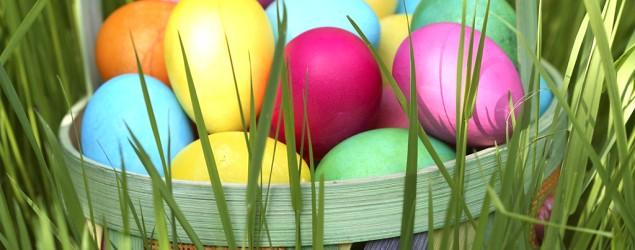 Hold the sugar: Healthier Easter basket ideas