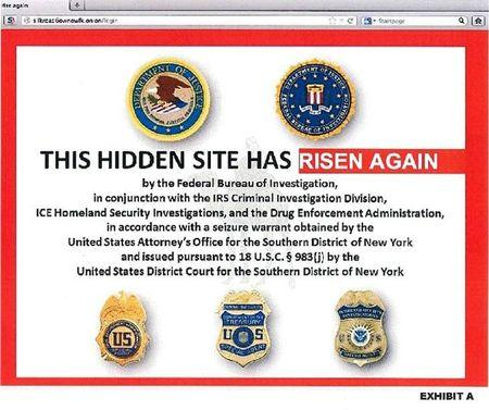 Key player in Silk Road successor site gets eight years in U.S. prison