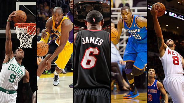 NBA MVP predictions