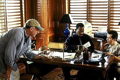 Sam Weisman directs Martin Lawrence and John Leguizamo in MGM's What's The Worst That Could Happen