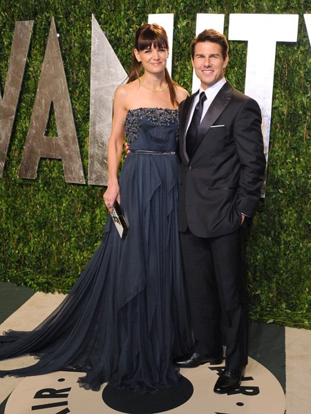 Tom Cruise and Katie Holmes: It was a whirwind romance for these two. After only dating for eight weeks, Cruise proposed to Holmes in Paris and the two quickly got married in a lavish Italian-set wedd