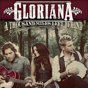 "This CD cover image released by Emblem Music Group/Warner Bros. Records shows ""A Thousand Miles Left Behind,"" by Gloriana. (AP Photo/Emblem Music Group/Warner Bros. Records)"