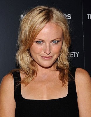 Malin Akerman at the New York City premiere of Paramount Pictures' Iron Man