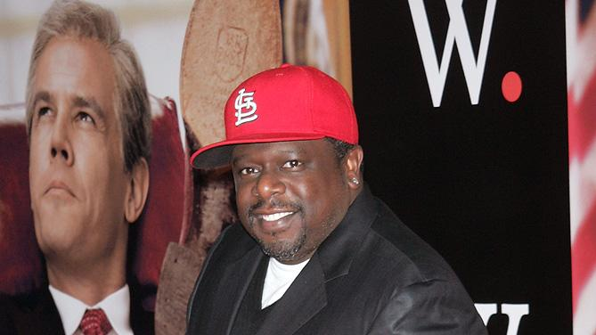 W NY Premiere 2008 Cedric the Entertainer