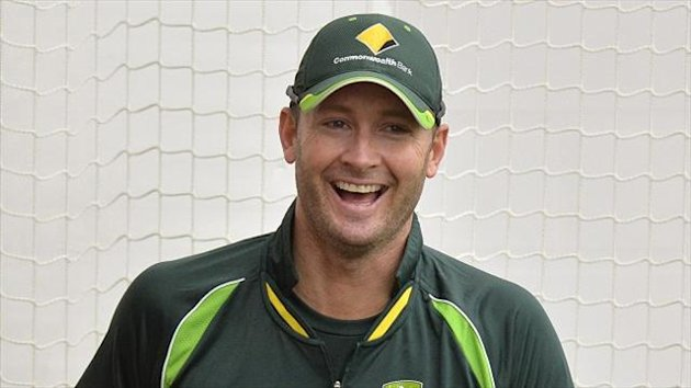 Australia captain Michael Clarke would like to name an unchanged XI if fitness and conditions allow