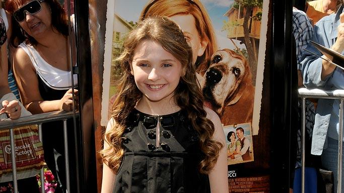 Kit Kittredge: An American Girl Premiere 2008 Abigail Breslin
