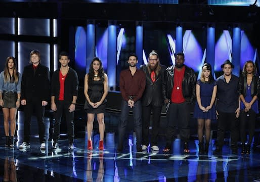 The Voice Top 10 Results Recap: Did the Right Singers Get the Boot?