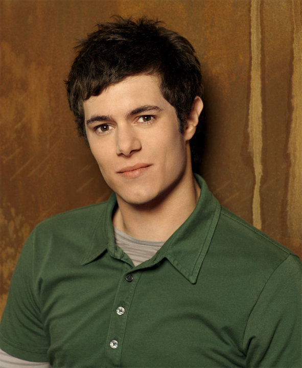 Adam Brody stars as Seth Cohen in the The O.C. on FOX. 