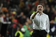 Portugal coach Paulo Bento, pictured in 2011, has extended his deal until 2014, the Portuguese Football Federation announced on Thursday