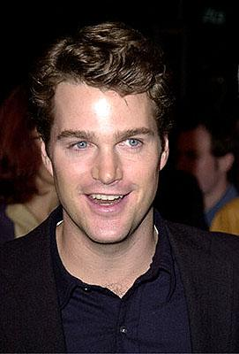 Premiere: Chris O'Donnell at the Century City premiere of Columbia's Vertical Limit - 12/3/2000
