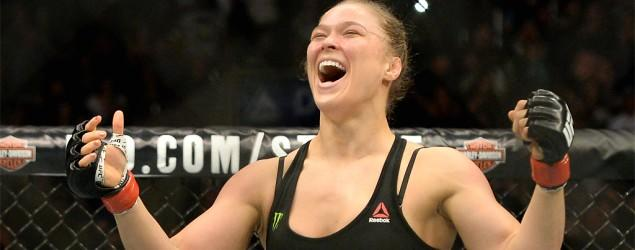 Ronda Rousey's latest movie project