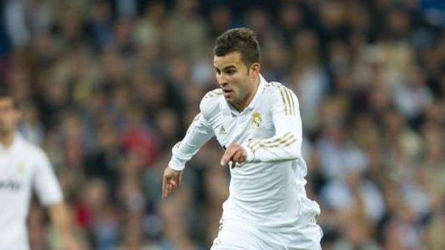 Jese Rodriguez Real Madrid