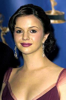 Amber Tamblyn Presenter of Outstanding Supporting Actress in a Drama Series Emmy Awards - 9/19/2004