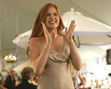 Isla Fisher in New Line Cinema's Wedding Crashers