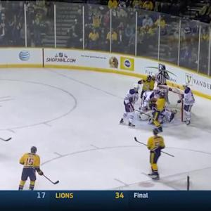 Edmonton Oilers at Nashville Predators - 11/27/2014