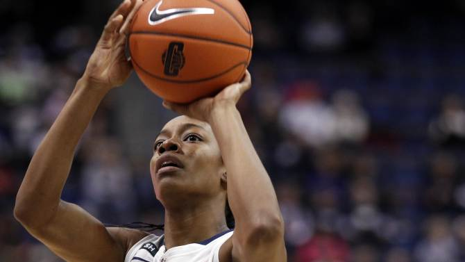 NCAA Womens Basketball: Louisville at Connecticut