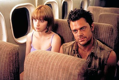 Zooey Deschanel and Johnny Knoxville in Touchstone's Big Trouble