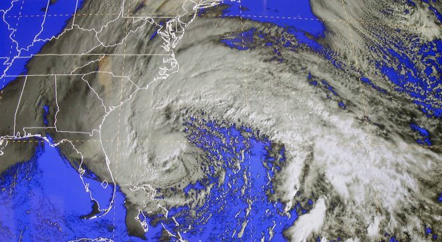 'Frankenstorm': Worse than sum of its nasty parts