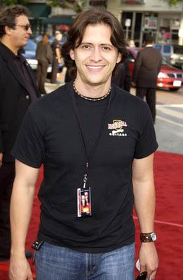 Clifton Collins Jr. at the LA premiere of Paramount's The Sum of All Fears