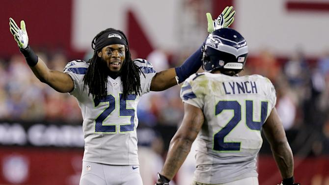 Seahawks climb atop AP Pro32 power ranking